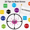 25 Tips to Beat Stress