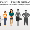 Anger and Teenagers – 10 Ways to Tackle Anger Problems