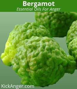 Bergamot - Essential Oils For Anger