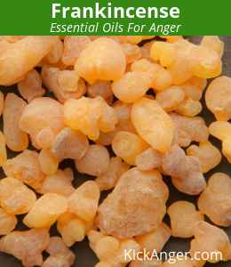 Frankincense - Essential Oils For Anger