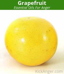 Grapefruit - Essential Oils For Anger