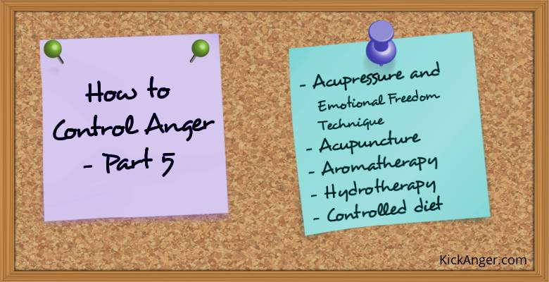 How to Control Anger - Part 5