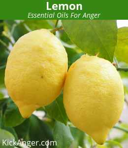 Lemon - Essential Oils For Anger