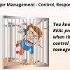Teenager Anger Management – Control, Responsibility, Guilt